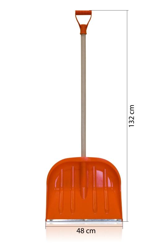 Snow shovel Profile