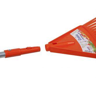 Грабли пластиковые KLIK 480 мм (рукоять продается отдельно)